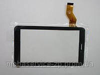 Сенсор тачскрин FreeLander PD10 3GS Freelander PX1 / Digma Optima 7.4 3G / IRBIS TX33 черный