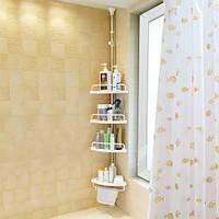 Кутова полиця для ванної Multi Corner Shelf
