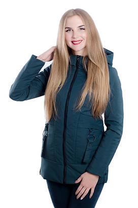 Женская куртка на холлофайбере ENYI 1