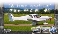 Самолет, MCR PCT 135, 4-х местный