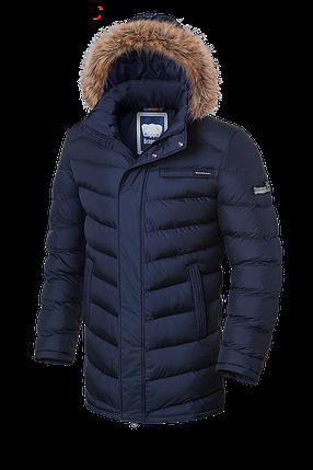 Мужская зимняя куртка с капюшоном Braggart (р. 46-56) арт. 3155, фото 2