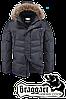 Зимняя черная мужская куртка Braggart Dress Code арт. 4598