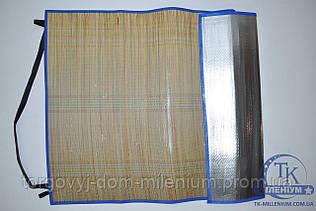 Коврик на бамбуковой основе размер 1,65/0,75 см 2-3