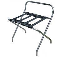 Металлический стул для багажа с задним стержнем, складной (866506)