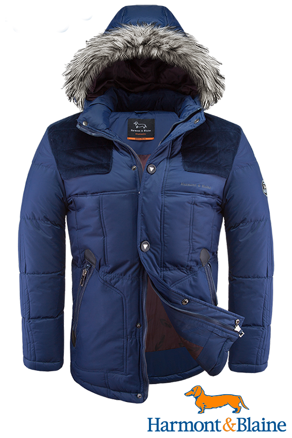 Куртки зимние молодежные Harmont&Blaine ч 34-2012
