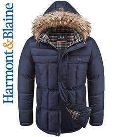 Куртки приталенные молодежные Harmont&Blaine с 34-8086