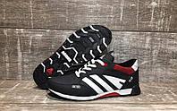 Мужские кожаные кроссовки Adidas ZX750