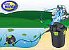 Напорный фильтр AquaNova NBPF-9000 УФ-лампа 11w с обратной промывкой., фото 4