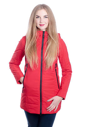 Женская куртка на холлофайбере ENYI 2