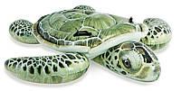Надувной плотик для бассейна Интекс Черепаха