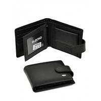 Кожаные мужские портмоне Dr.Bond(черный)11*9см