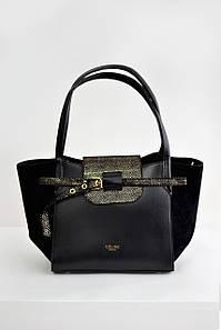 Сумка Celine total bag черная
