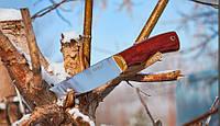 Нож нескладной Скала, отлично подойдет хоть для пикника, хоть для охоты, хоть для туризма
