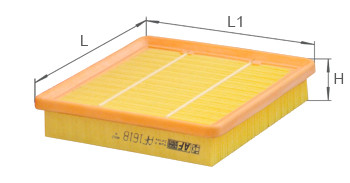 Фильтр воздушный Alpha Filter AF 1618 (AP 082/1)