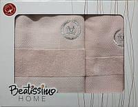 Набор махровых полотенец Beatissimo №10