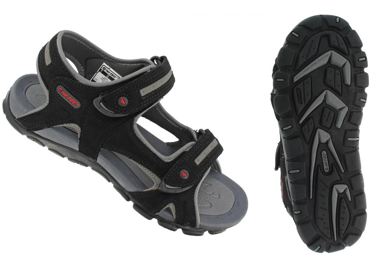 Сандалии Hi-Tec Owaka Mens Sandal Black 1сорт