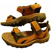 Армійські сандалі All Terrain Suede Sandals нові