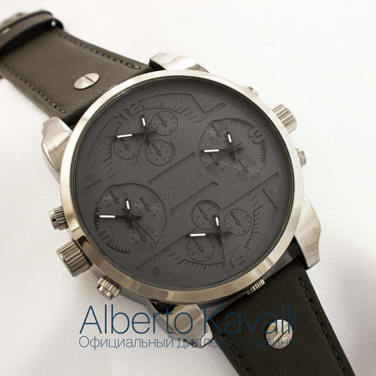 Мужские оригинальные часы Alberto Kavalli silver grey 3346-08555 -  megastore.net.ua 15be1b55bc4f9