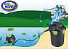Напорный фильтр для пруда AquaNova NBPF-9000 УФ-лампа 11w с обратной промывкой, фото 4