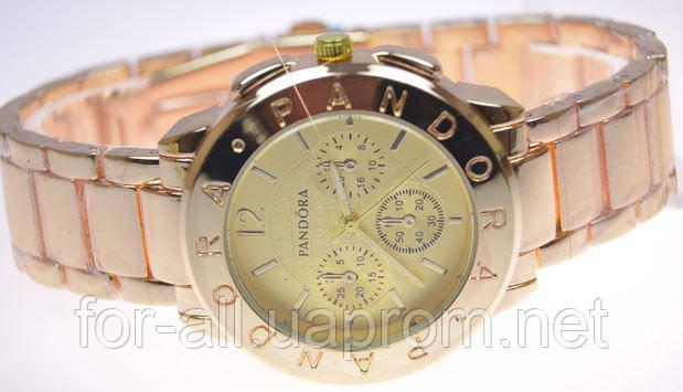 Фото Женских наручных часов Pandora Gold PA6770