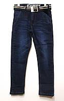 Подростковые весенние джинсы для мальчиков от 134-164см (8-16лет) Фирма-KE YI QI Венгрия.