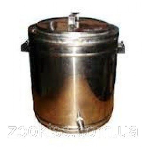 Воскотопка паровая ВТП 17 л с нержавеющей стали