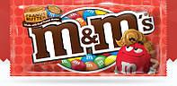 Драже M&M's Peanut Butter
