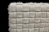 Кровать-подиум Квадро Люкс Sofyno на ламелях с высоким изголовьем, фото 6