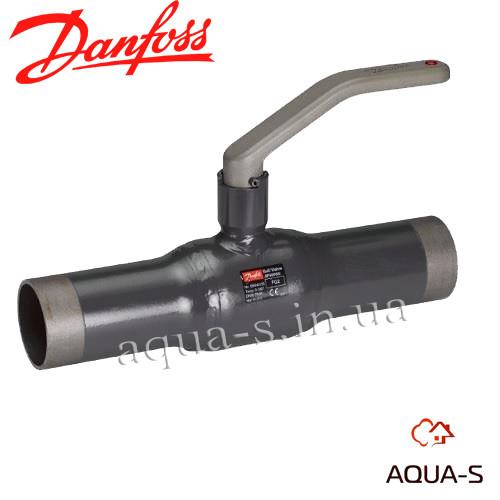 Кран шаровой Danfoss JIP-WW DN 20 PN 40 с приварными патрубками (065N0105)