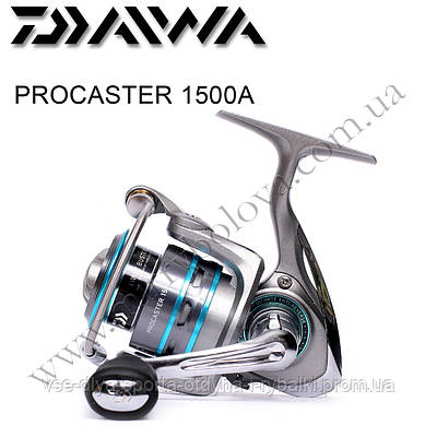 Катушка безинерционная Daiwa Procaster 1500A+Зап.шпуля
