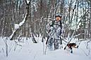 Костюм - набор Jahti Jakt Rosto Premium Snow Camo, снежный камуфляж, фото 4
