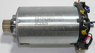 Двигатель (мотор) для кухонного комбайна Braun dr4242m23  K700 63205633, 7322010874