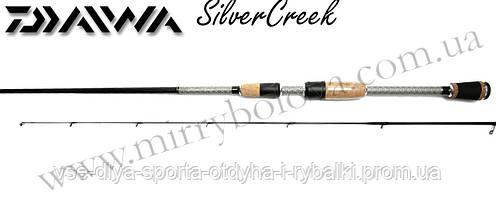 Спиннинговое удилище Daiwa Silver Creek SC6102ULFS-AD 2,05m 3-14gr