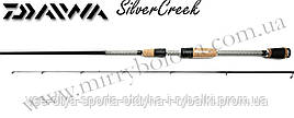 Спиннинговое удилище Daiwa Silver Creek SC742ULFS-AD 2,2m 3-14gr