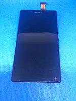 Sony Xperia ZL LT35H  Дисплей с сенсорным экраном черный, фото 1