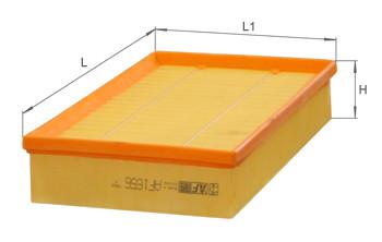 Фильтр воздушный Alpha Filter AF 1656 (AP 157/4)
