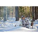 Костюм зимний Jahti Jakt Valle Snow Camo снежный камуфляж, фото 4