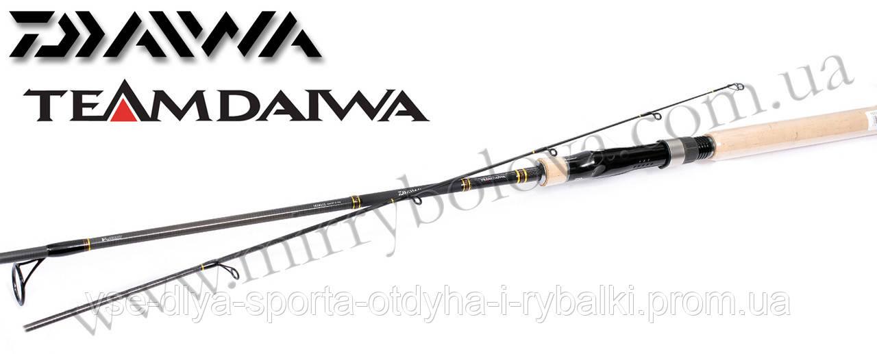 Спиннинговое удилище TEAM DAIWA TD 802MHFS-AR 2.44 10-40