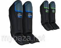 Защита для голени ноги BAD BOY PRO SERIES 3.0 THAI BLUE