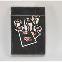 Карты игральные для игры в покер VA9, 9*6.5*2 см, Карты для покера, Покер, Карты игральные