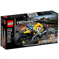 Пластиковый конструктор LEGO Technic Мотоцикл для трюков (42058)