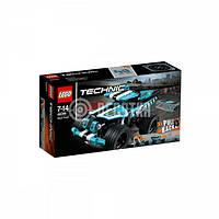 Пластиковый конструктор LEGO Technic Трюковой грузовик (42059)