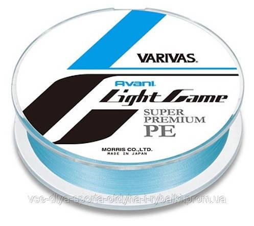 Шнур VARIVAS NEW AVANI Light Game PE, 150m, #0,2