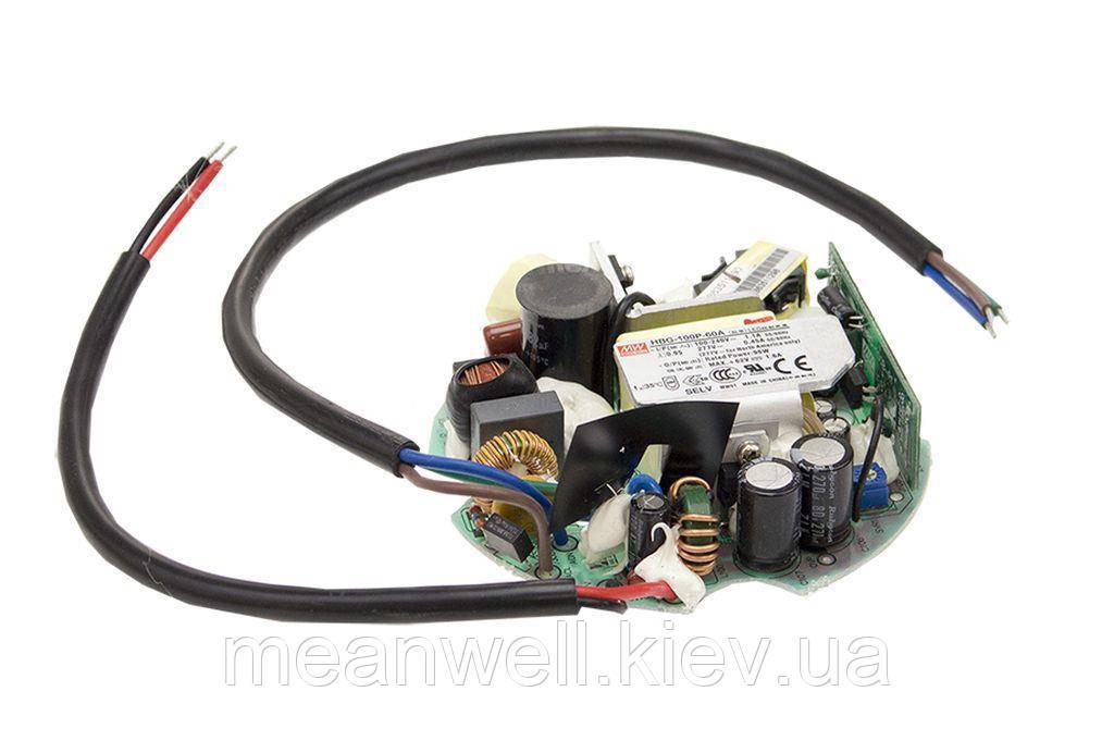 LED драйвер DALI Mean Well HBG-100P-48DA