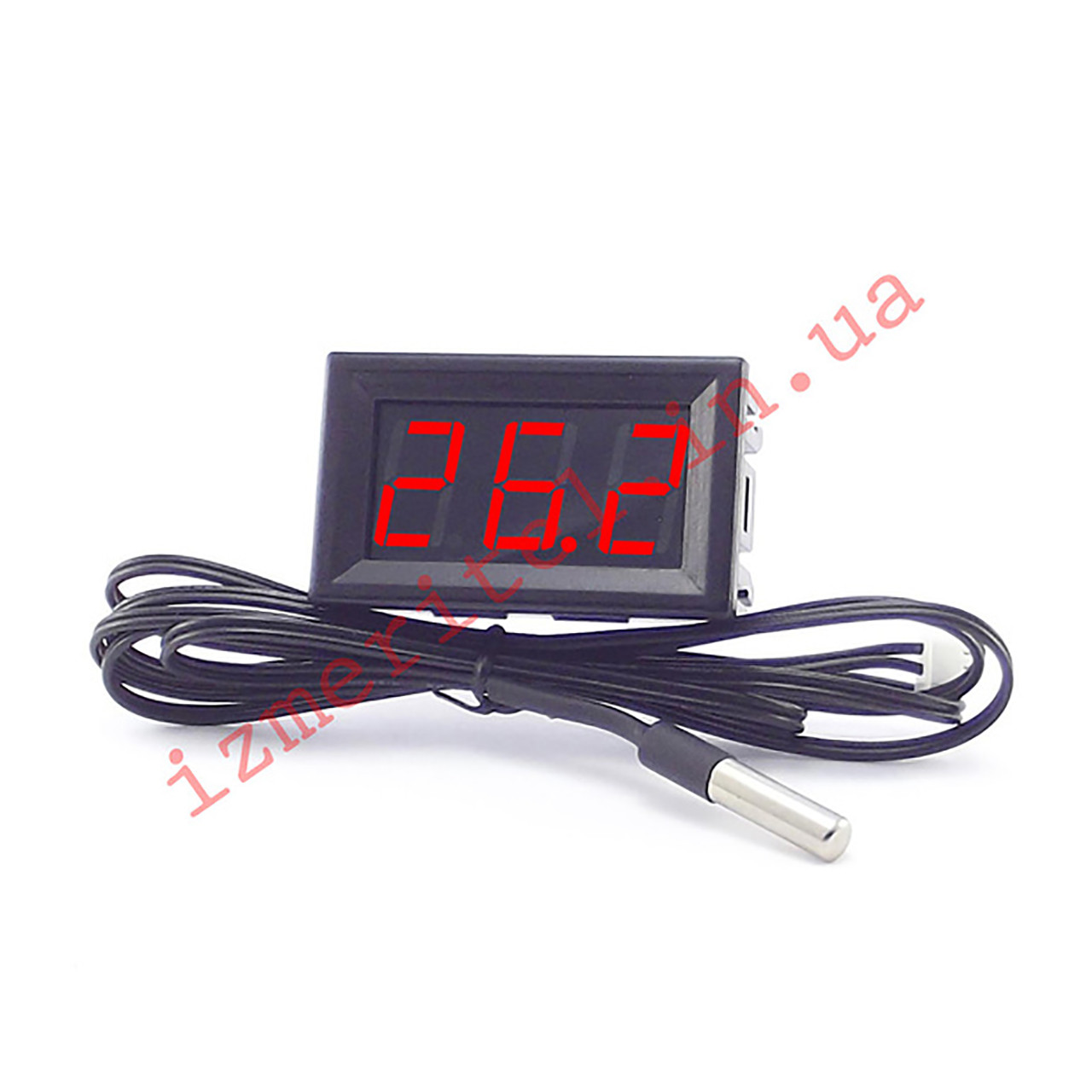 Цифровой термометр с выносным датчиком -50...+120 °С
