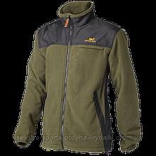Флисовая куртка JahtiJakt Posio Airtex Fleece Jacket Ux Green