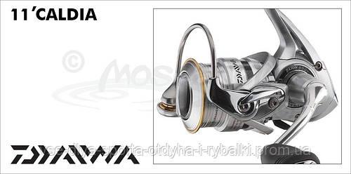 Катушка безинерционная DAIWA 11 CALDIA 3500 U+зап.шпуля