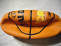 Мяч баскетбольный резиновый №7 SPALDING FORCE BRICK OUTDOOR  Реплика