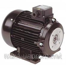 Электромотор полый вал 7.5 квт (132)