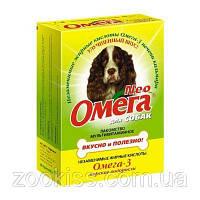 Омега Neo лакомство витаминизированное для собак, с морскими водорослями